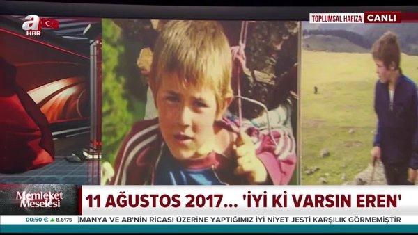 Eren Bülbül'süz geçen 3 yıl... İyi ki varsın Eren...   Video
