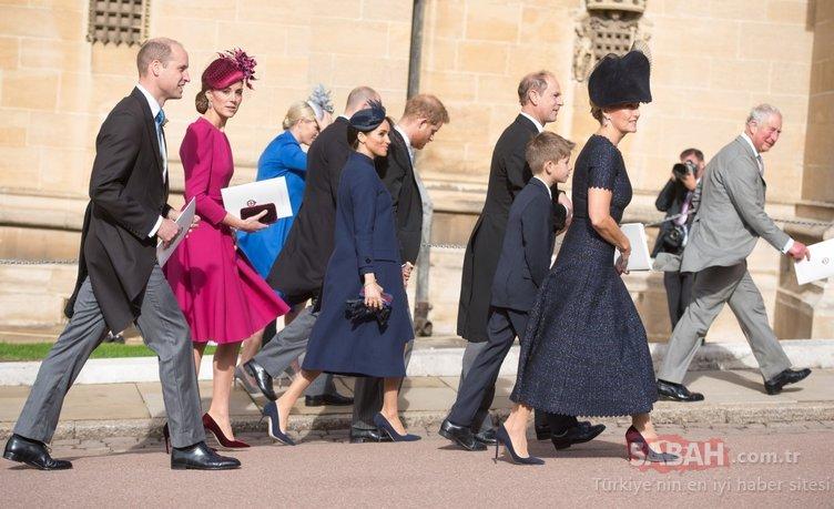 Prenses Beatrice Meghan Markle'dan kız kardeşinin intikamını fena aldı!