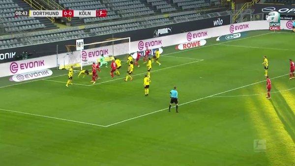GOL | Borussia Dortmund 0-1 Köln