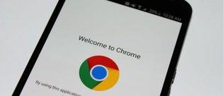 Android Chrome'da karanlık mod nasıl etkinleşir?