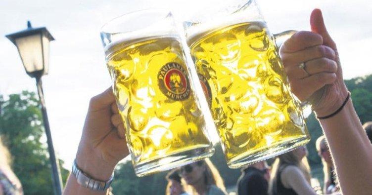 Münih'e alkol yasağı geliyor