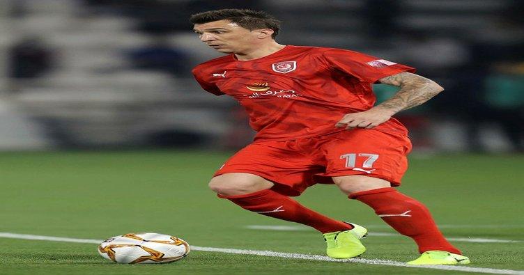Beşiktaş'ın transfer için yakından ilgilendiği Mario Mandzukic Milan'da!