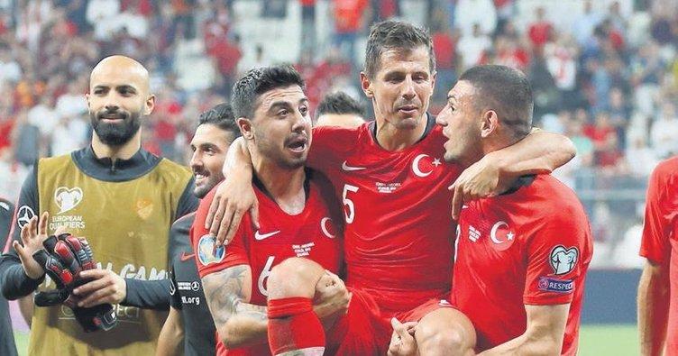 Euro 2020'yi hak ediyoruz