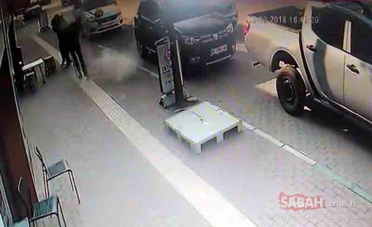 Gelin arabası ve kalaşnikoflu soyguncunun ifadesinden ilk ayrıntılar