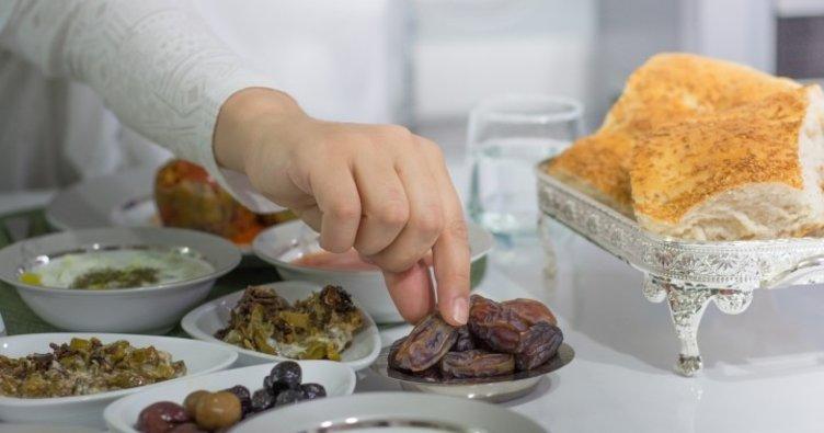 Ramazan'da sindirim sisteminizi koruyacak 8 altın kural