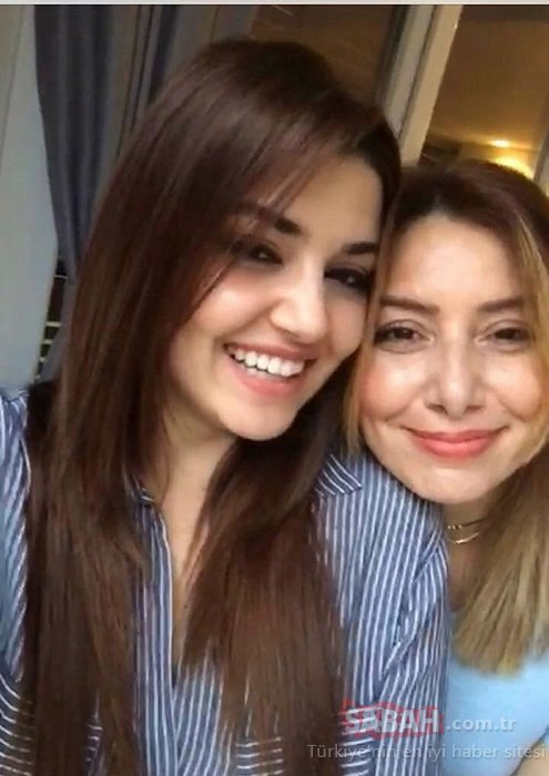 Sefirin Kızı Neslihan Atagül annesi ile şaşırttı! Neslihan Atagül'ün Rus annesini görenler söylemeden edemedi...