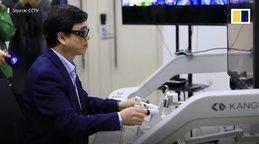 Çin'de devreye giren 5G teknolojisi ile ilk uzaktan ameliyat gerçekleştirildi
