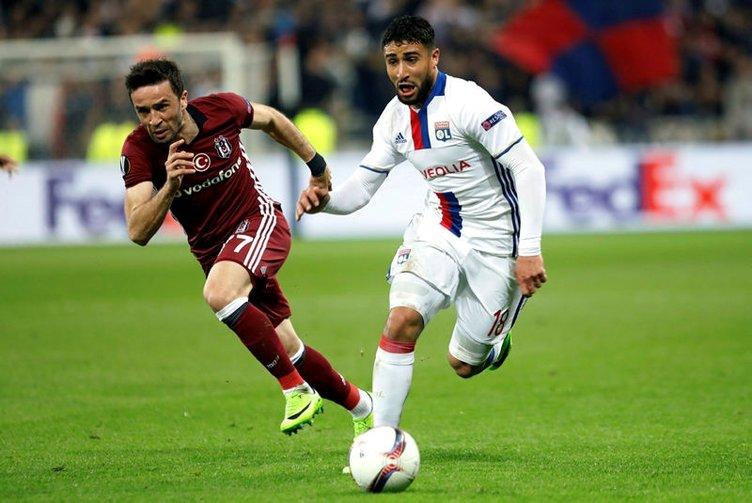 Beşiktaş - Lyon maçı öncesi büyük sürpriz