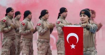 İzmir'de yemin töreni