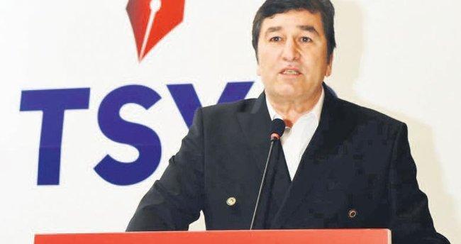 TSYD Genel Başkanı Tongsir için suç duyurusu