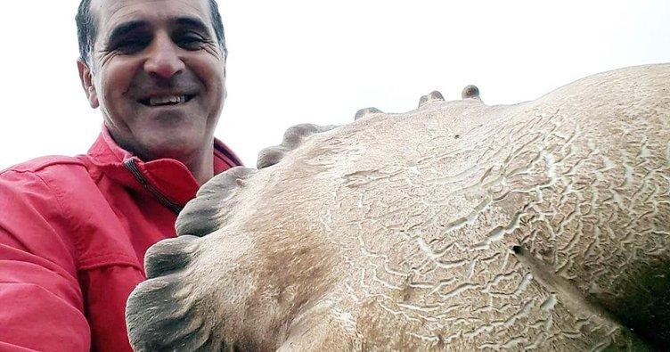 3 kiloluk mantar şaşırttı