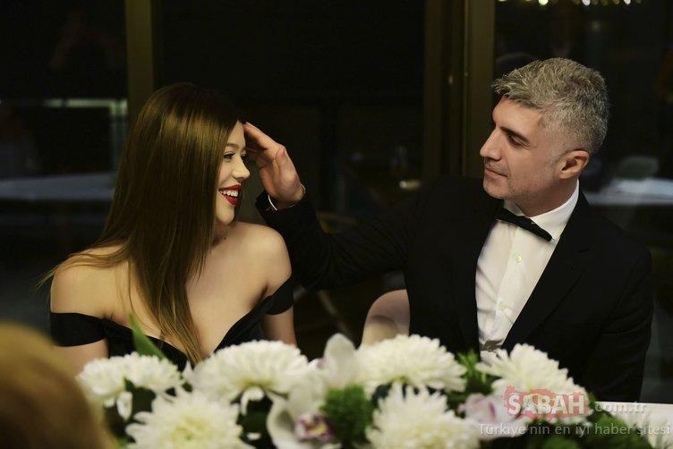 Kısa süre önce boşanan Özcan Deniz ve Feyza Aktan'dan şoke eden kare...