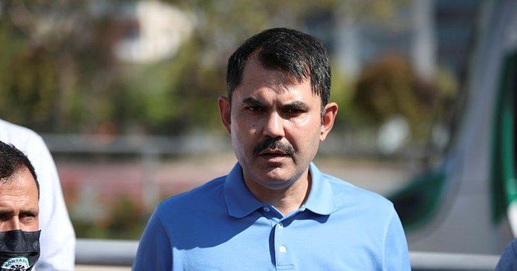 Bakan Kurum: Hatay'da hasar tespit çalışmaları başladı