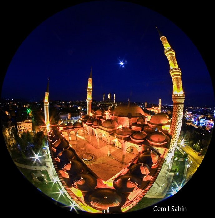 Matematiğin çözemediği muhteşem eser: Selimiye Camii