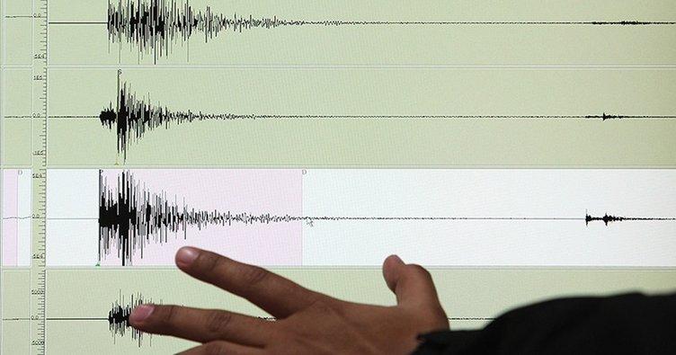 Yeni Zelanda'da 5 büyüklüğünde deprem!