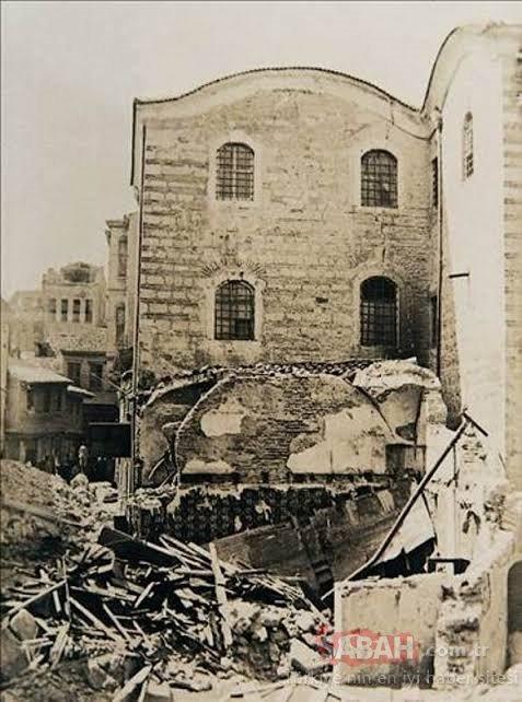 İstanbul'un son büyük depremi