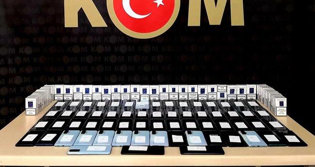 Şırnak'ta kaçakçılık operasyonu: 37 gözaltı