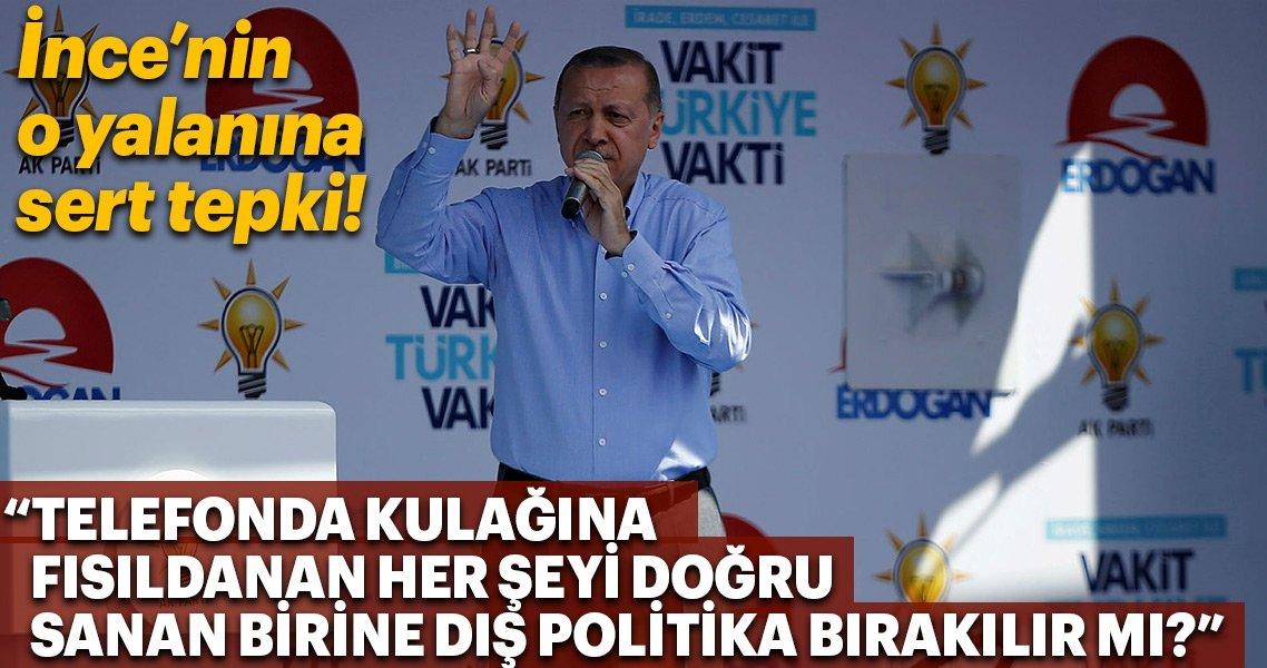 Cumhurbaşkanı Erdoğan'dan 24 Haziran seçimlerine ilişkin önemli mesajlar