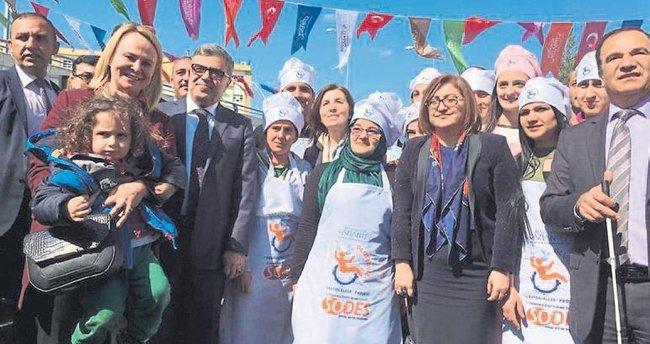 Gaziantep'te Çölyak Pastanesi açılacak