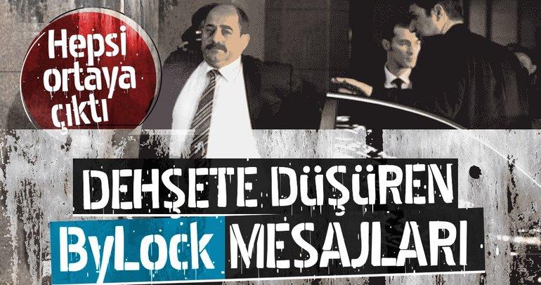 Zekeriya Öz'ün dehşete düşüren ByLock mesajları ortaya çıktı!