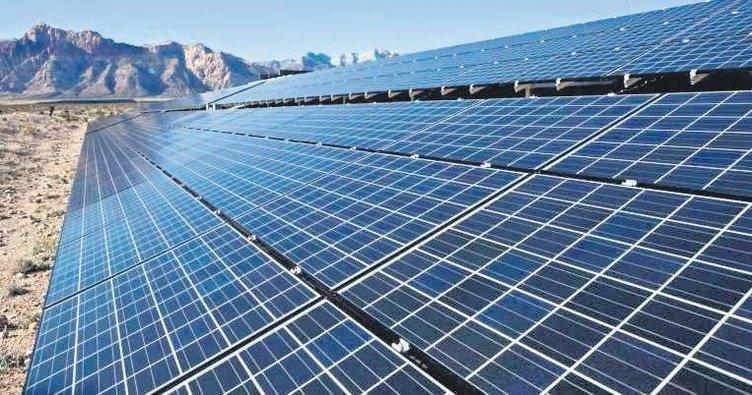 Güneş enerjisinde en avantajlı il Konya
