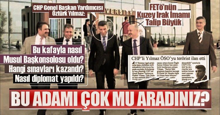 CHP Öztürk Yılmaz'ı çok mu aradı?