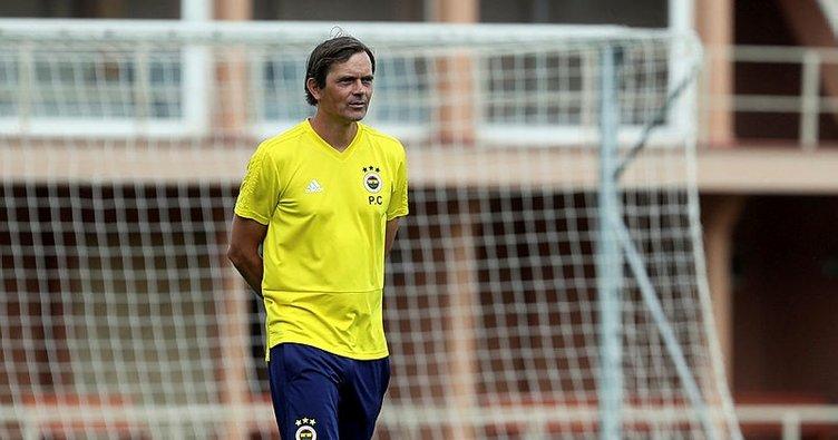 Phillip Cocu'dan transfer açıklaması: Bazı sınırlamalar var