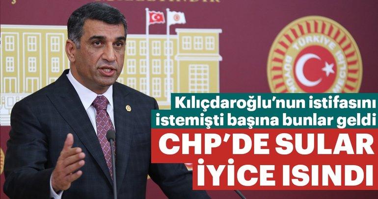 CHP'de Gürsel Erol'un ihracı istendi