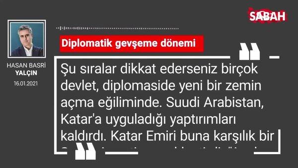 Hasan Basri Yalçın | Diplomatik gevşeme dönemi