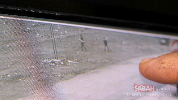 Kayseri'de çocuk parkının yakılması güvenlik kamerası tarafından anbean kaydedildi