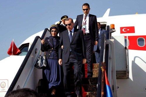 Başbakan Erdoğan Mısır'da