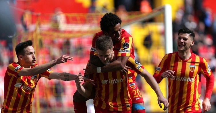 Kayserispor 6 hazırlık maçı oynayacak