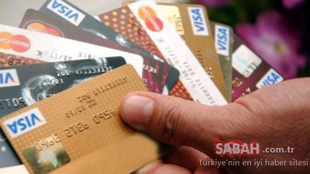 Milyonları ilgilendiren son dakika kredi kartı kararı! Resmi Gazete yayımlandı...