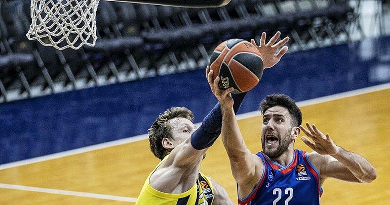 Euroleague'de haftanın MVP'si Micic