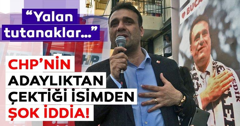 CHP'nin adaylıktan çektiği isimden şok iddia: Yalan tutanakla Kılıçdaroğlu'na gittiler