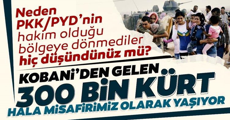 Mahmut Övür yazdı: Suriye Kürtleri neden dönmedi?