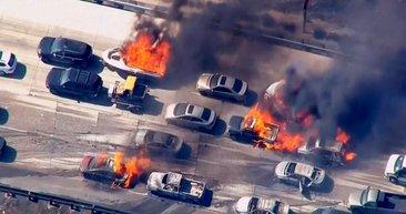 California'daki yangında can kaybı artıyor