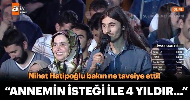 '4 YILDIR SAÇLARIMI KESTİRMİYORUM!'