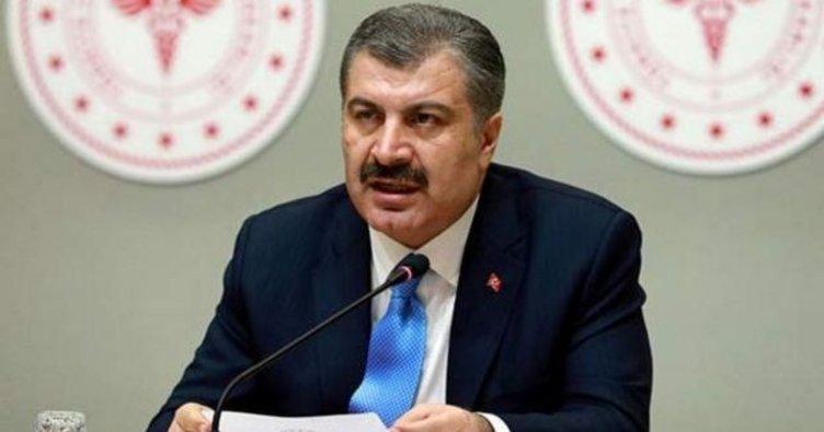 Sağlık Bakanı Koca, 3-9 Nisan arasında illere göre her 100 bin kişide görülen Kovid-19 vaka sayılarını açıkladı.