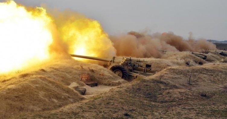 Ermenistan, Kelbecer'de ateşkes ihlali yaptı