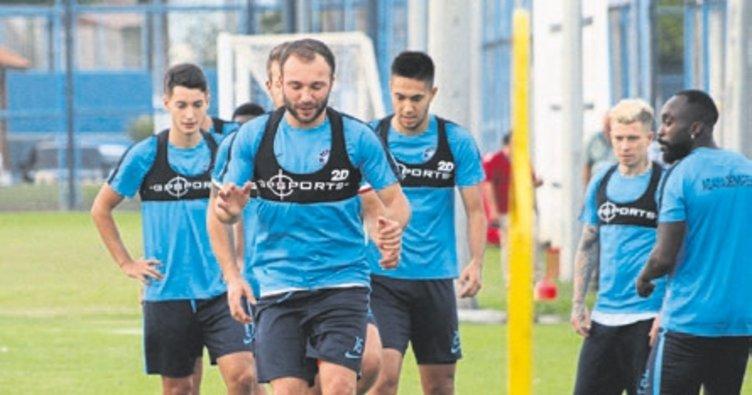 Şimşek'te Hatayspor maçı hazırlıkları sürüyor