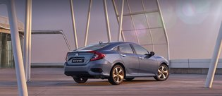 Honda Civic Sedan 1.6 Executive Eco modelini test ettik!