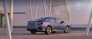 Honda Civic Sedan 1.6 Executive Eco modelini test ettik!