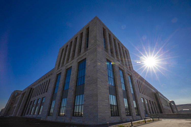 MİT'in yeni binası 'KALE' hizmete açılıyor
