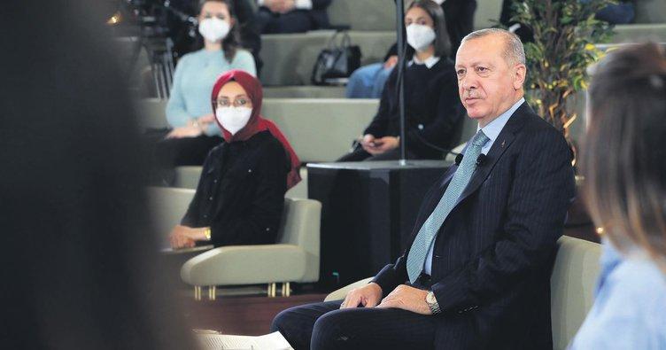 Kanal İstanbul ile egemenliğimizi tesis ediyoruz