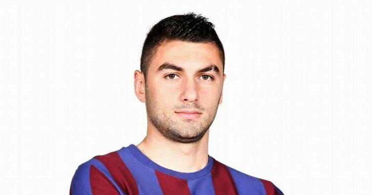 Son Dakika Haberi: Trabzonspor, Burak Yılmaz'ı resmen açıkladı