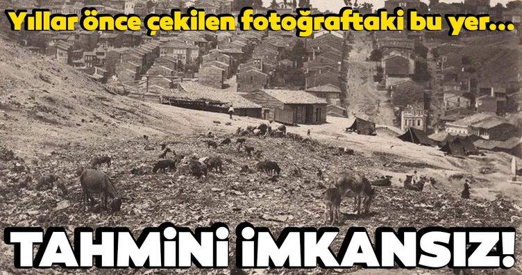 Arşivden çıkan İstanbul!