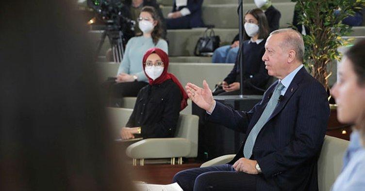 Son dakika: Başkan Erdoğan'dan Kanal İstanbul açıklaması! Tüm insanlığın hizmetine sunacağız