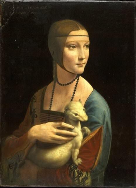 Da Vinci'nin aşk şifresi