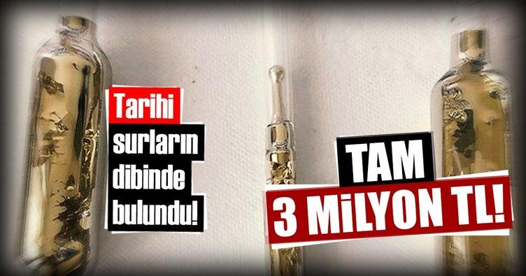 Son dakika: İstanbul'da büyük operasyon! 123 tüp içinde kobra zehri ele geçirildi
